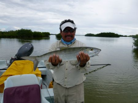ascension bay bonefishing mexico