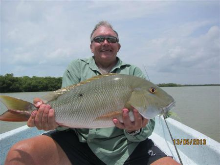 fly fishing mexico ascension bay