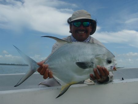 Ascension Bay Permit Fishing
