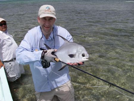 permit fly fishing ascension bay