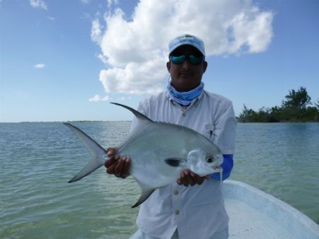 fly fishing club punta allen mexico